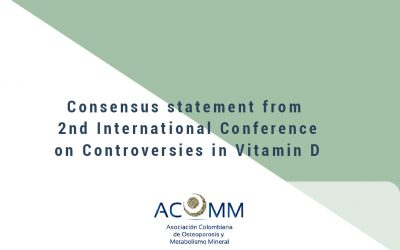Consensus statement from 2nd International Conference on Controversies in Vitamin D