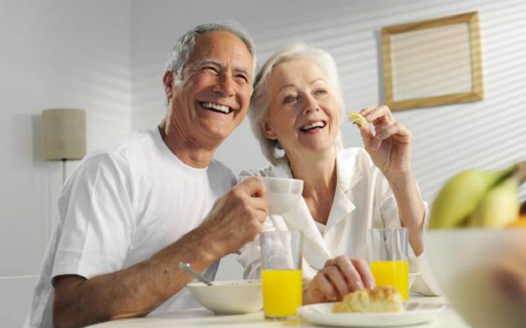 ABC de la alimentación para adultos mayores en estos momentos